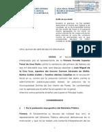 R.N.N° 1013-2018-PECULADO-No fue posible determinar el monto que ingresó a los acudales de la Municipalidad-