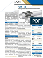 FRE GTS-65 PDS