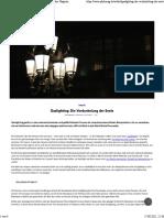Gaslighting - Die Verdunkelung der Seele - Clara Degiovanni - 16-06-2021 - philomag.de