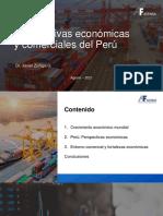 perspectivas económicas y comerciales del Perú