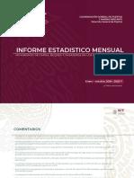 Informe estadístico mensual 2020.10