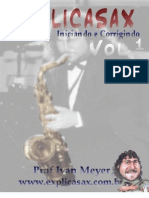 Metodo de Saxofone - Ivan Meyer - E-Book 01