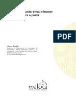 Oiara Bonilla - A Isca e o Parasita