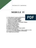 Apometria Fr SBA Module 4 et 5 Personnalités Multiples et Subpersonnalités TTI