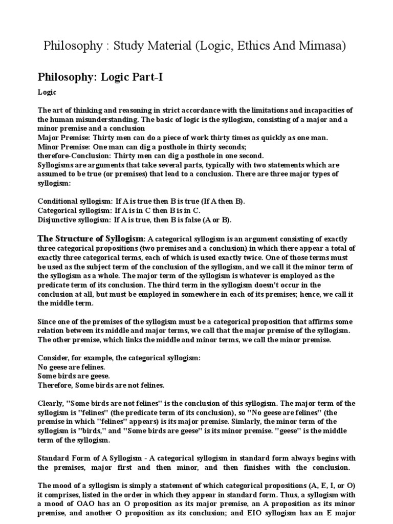 Worksheets syllogism worksheet christopherjoel free worksheets worksheets syllogism worksheet standard form syllogism images example ideas categorical propositions image collections categorical falaconquin