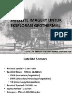 Satellite Imagery untuk eksplorasi Geothermal