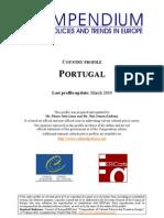 Cultural Policies PORTUGAL