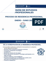 REPORTES DE RESIDENCIA PROFESIONAL REVISIÓN 1
