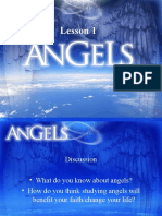 Angels Lesson 1