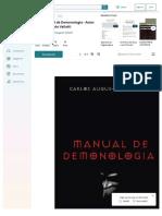 Ilide.info Livro Manual de Demonologia Autor Carlos Augusto Vailatti Pr 69e9ee67a8a00084248192a6251400ce