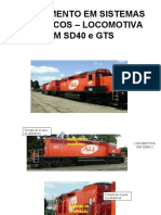 Apresentação Mecânica SD40