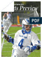 Darien High School Spring Sports Preview 2011