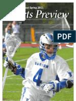 Darien High School Spring Sports Preview 2011