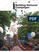 Building National Campaigns