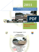 Planeamiento Curricular Tecnología e Informática COLIJA