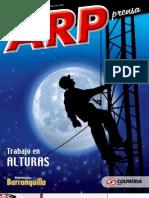 revista ARP Colpatria Alturas