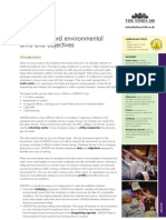 Case Study - Environmental Issues - Unison