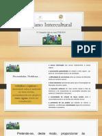Plano Intercultural - O Caminho faz-se com todos Powerpoint