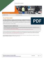 Certificat daptitude à la conduite en sécurité (Caces)