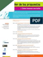 Jornada de innovación