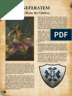 WFB8 - Neferatem, alias Neferata, La Reine Des Ombres [FanMade by Vlast de Naggarond]
