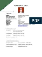 Curriculum Vitae Dr. Jaime Salgueiro