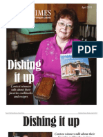 Senior Times - April 2011