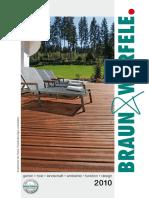Katalog Gartenzaunelemente