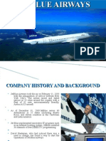 JET BLUE AIRWAYS POWERPOINT