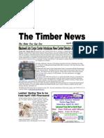 The Timber News! -- April 2011