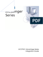 ACCPAC Advantage Series Integration Guide