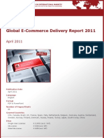Brochure & Order Form_Global E-Commerce Delivery Report 2011_by yStats.com