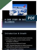Swissair's Alliances