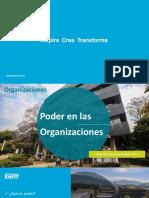 4. Sesión Poder en las Organizaciones