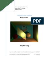 Ptrojecto - RayTracing