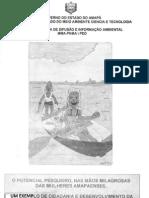 Folh - O potencial pesqueiro, nas mãos milagrosas das mulheres amapaenses (SEMA-AP 1998)