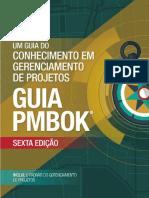 PMBOK-6ª-Edição