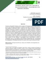 PESQUISAR E TRANSFORMAR A PRÁTICA EDUCATIVA