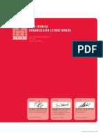 Guía Técnica Organización Estructurada
