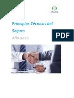 PRINCIPIOS TECNICOS Y REASEGUROS
