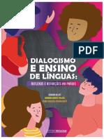 Dialogismo e Ensino de línguas_reflexos e refrações na práxis-E-book