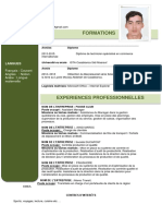 CV Marwane Khallak