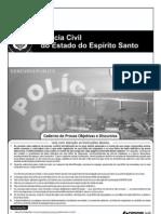 2011 - Delegado de Polícia Substituto - Prova