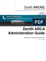 ARCA Administration Guide
