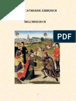 Melchisédech Anne-Catherine Emmerich