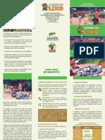 Folder - Cuidar do lixo é responsabilidade de todos (SEMA-AP)