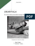 SHANTALA_El arte tradicional del masaje de los niños