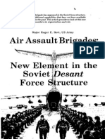 air assault brigades