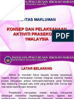 Kertas Makluman Konsep Prasekolah 1Malaysia