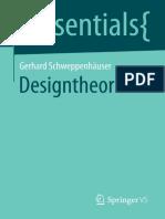 (essentials) Gerhard Schweppenhäuser (auth.) - Designtheorie-VS Verlag für Sozialwissenschaften (2016)